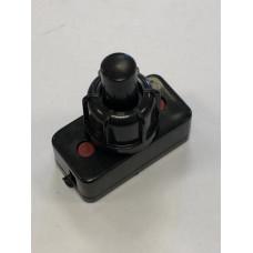 Кнопка, D-320, с фиксацией, для торшера красная