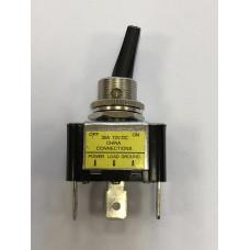 Тумблер, ASW-07D-2,   30А   12в   желтый