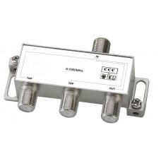 Антенный ответвитель 2 отвода   16 ДБ