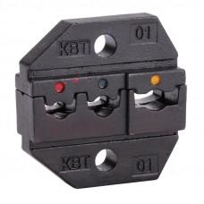 Номерные матрицы для обжима изолированных и неизолированных наконечников МПК-01
