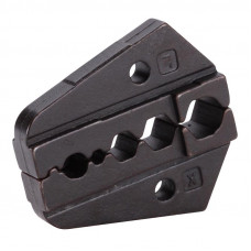 Номерные матрицы для обжима изолированных и неизолированных наконечников МПК-08