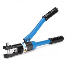 Пресс гидравлический ручной для опрессовки силовых наконечников и гильз ПГР-120