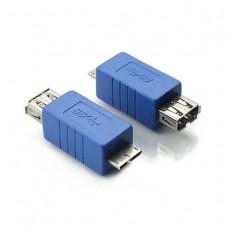 Переходник USB  гнездо А - штекер Micro USB  версия 3.0