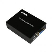 Конвертер VGA гнездо - HDMI гнездо 1080Р