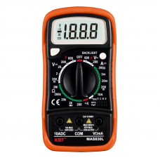 Мультиметр цифровой MAS 830 L