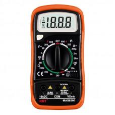 Мультиметр цифровой MAS 830 B