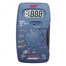 Мультиметр цифровой M 300