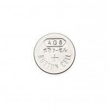Батарейка АG 5 ALKALINE (таблетка) (10шт.) блистер