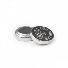 Батарейка АG10 ALKALINE (таблетка) (10шт.) блистер
