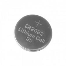 Батарейка CR2032 LITHIUM (таблетка) (5шт.) блистер