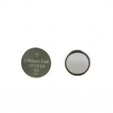 Батарейка CR1220 LITHIUM (таблетка) (5шт.) блистер