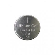 Батарейка CR1616 LITHIUM (таблетка) (5шт.) блистер
