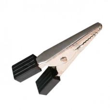 Зажим Крокодил   L: 51 мм  черный
