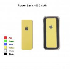 "Портативное зарядное устройство Power Bank ""APPLE"" в коробочке 4000 mAh"