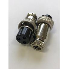 Микрофонное гнездо MIC 3 pin на кабель